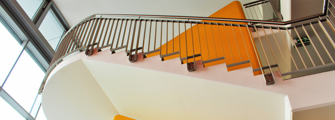 Startseite Treppe