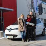 Technologiezentrum setzt auf Elektromobilität